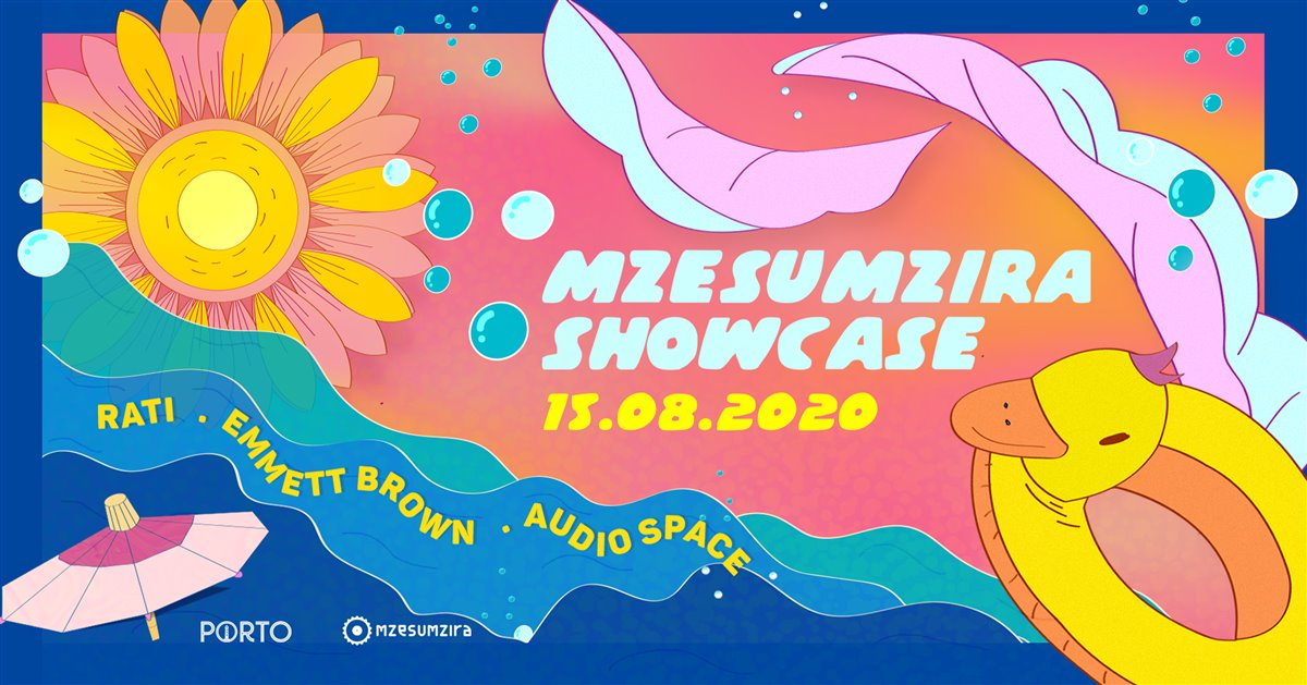 Mzesumzira Showcase At Porto