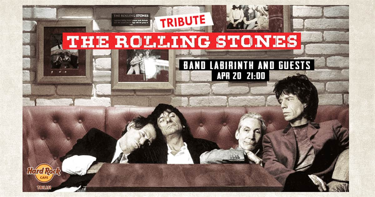 THE ROLLING STONES Tribute By Band LABIRINTH and Guests