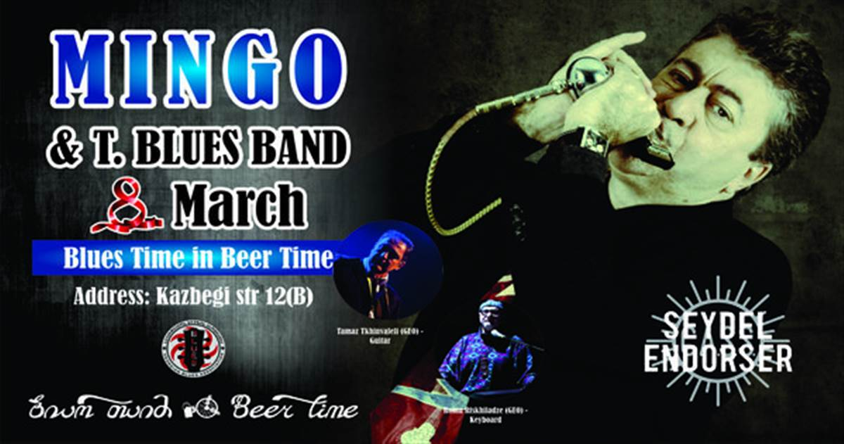 Mingo & T. Blues Band