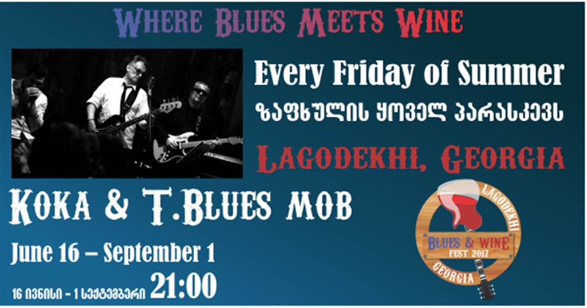 Koka & T. Blues Mob